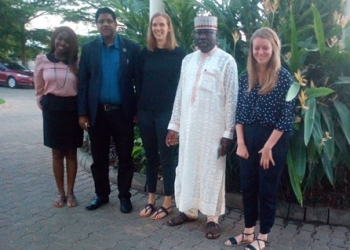 AUN Partners Kukah Center, Tony Blair Foundation