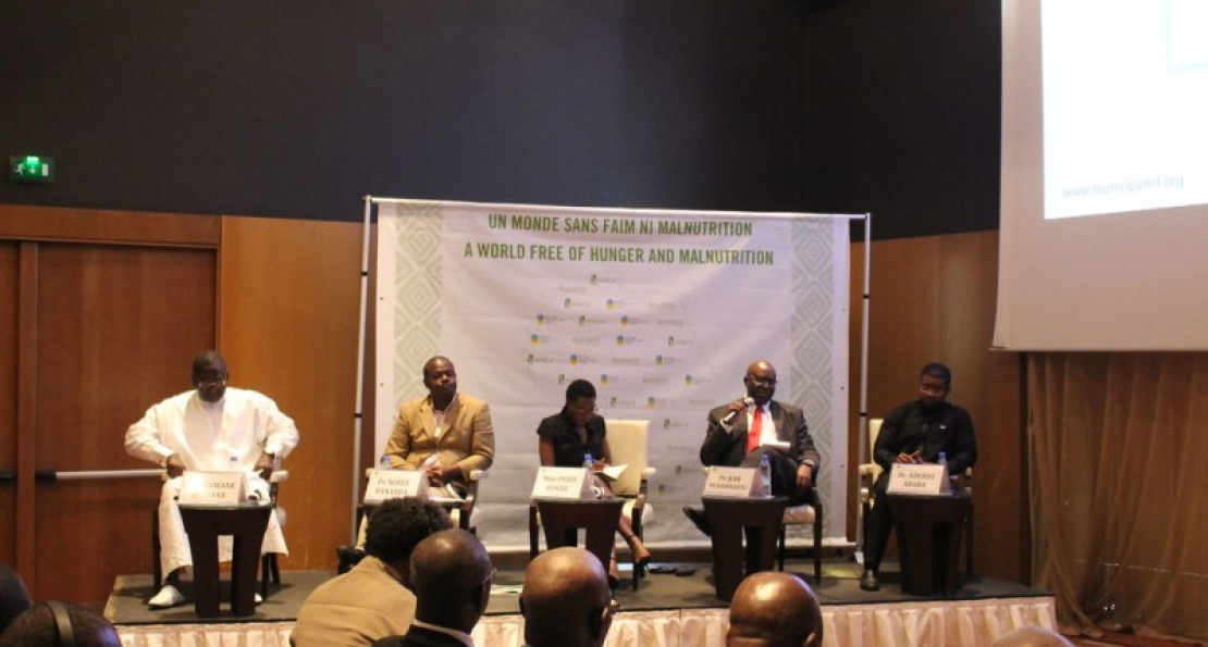 Provost Kah on Panel of Senegal Summit